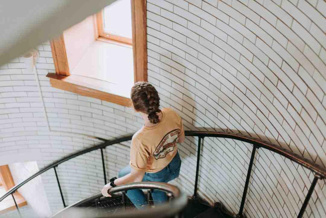 Comment faire de l'exercice avec les escaliers