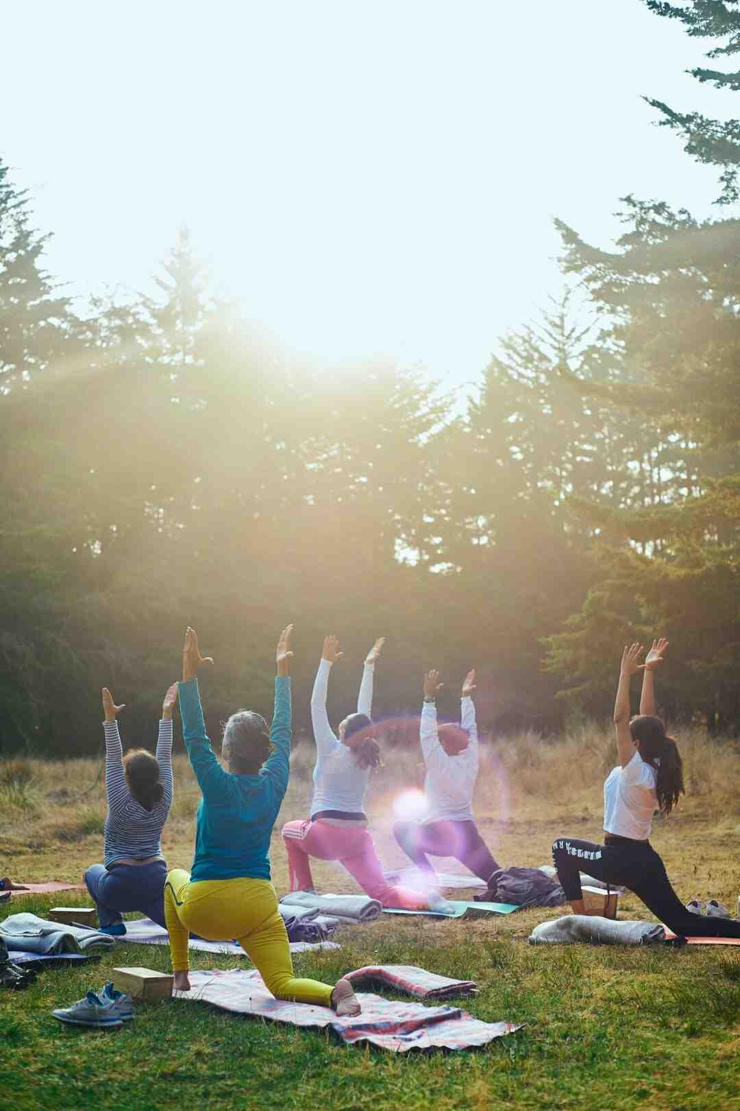 Comment choisir entre le yoga et les pilates