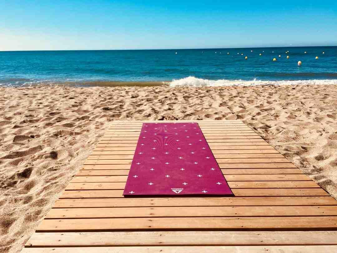 Comment choisir un tapis de yoga
