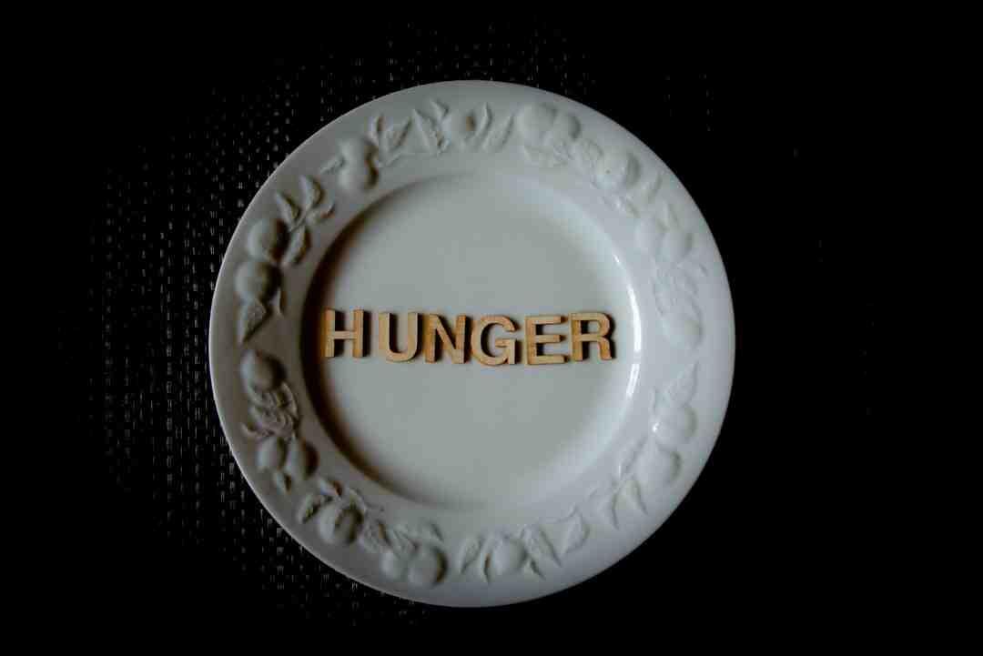 Comment manger lorsque l'on a faim, mais pas envie de manger